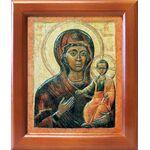 Влахернская икона Божией Матери, рамка 12,5*14,5 см - Иконы