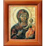 Влахернская икона Божией Матери, рамка 8*9,5 см - Иконы