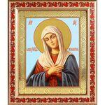 """Икона Божией Матери """"Умиление"""", широкая рамка с узором 19*22,5 см - Иконы"""