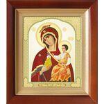 """Икона Божией Матери """"Тучная Гора"""", киот 14,5*16,5 см - Иконы"""