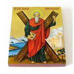 Апостол Андрей Первозванный, икона на доске 13*16,5 см - Иконы