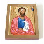 Апостол от 70-ти Иаков, брат Господень, икона на доске 13*16,5 см - Иконы