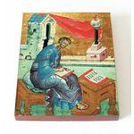 Апостол от 70-ти Лука Евангелист, доска 13*16,5 см - Иконы