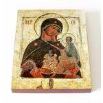 """Икона Божией Матери """"Гора Нерукосечная"""", печать на доске 13*16,5 см - Иконы"""