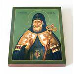 Святитель Митрофан, епископ Воронежский, печать на доске 13*16,5 см - Иконы