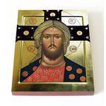 Спас Златые Власы, икона на доске 13*16,5 см - Иконы