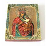 Черниговская-Гефсиманская икона Божией Матери, доска 13*16,5 см - Иконы