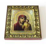 Казанская Каргопольская икона Божией Матери, доска 14,5*16,5 см - Иконы