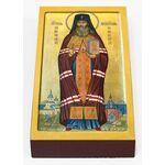 Святитель Иннокентий Херсонский, икона на доске 7*13 см - Иконы