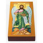 Пророк Предтеча и Креститель Господень Иоанн, икона на доске 7*13 см - Иконы