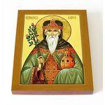 Святой Аарон Первосвященник, икона на доске 8*10 см - Иконы