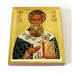 Священномученик Александр Команский, епископ, икона на доске 8*10 см - Иконы
