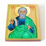 Апостол от 70-ти Анания Дамасский, икона на доске 8*10 см - Иконы