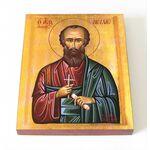 Апостол от 70-ти Акила Гераклейский, икона на доске 8*10 см - Иконы