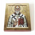 Апостол от 70-ти Тимон Бострийский, икона на доске 8*10 см - Иконы