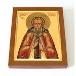 Преподобный Димитрий Прилуцкий, доска 8*10 см - Иконы