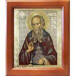 Преподобный Феодорит Кольский, икона в рамке 12,5*14,5 см - Иконы
