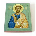 Апостол от 70-ти Фаддей Едесский, Бейрутский, икона на доске 13*16,5 см - Иконы