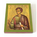 Апостол Филипп, икона на доске 13*16,5 см - Иконы