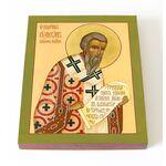 Апостол от 70-ти Симеон Иерусалимский, икона на доске 13*16,5 см - Иконы