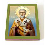 Апостол от 70-ти Тертий Инокийский, Терентий, икона на доске 13*16,5 см - Иконы