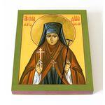 Преподобномученица Арсения Сергиевская, икона на доске 13*16,5 см - Иконы