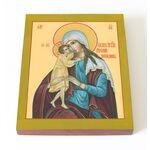 """Икона Божией Матери """"Взыскание погибших"""", доска 13*16,5 см - Иконы"""