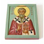 Святитель Михаил, митрополит Киевский, икона на доске 13*16,5 см - Иконы