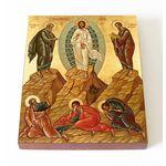 Преображение Господне, икона на доске 13*16,5 см - Иконы