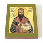Праведный Стефан Щилянович, Сербский, икона на доске 13*16,5 см - Иконы