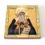 Священномученик Ермоген, патриарх Московский, доска 14,5*16,5 см - Иконы