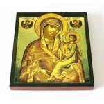"""Икона Божией Матери """"Одигитрия"""" Шуйская, печать 14,5*16,5 см - Иконы"""