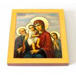 """Икона Божией Матери """"Трех Радостей"""", доска 14,5*16,5 см - Иконы"""