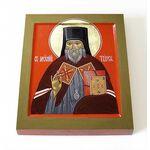 Святитель Арсений, епископ Тверской, икона на доске 8*10 см - Иконы