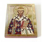 Святитель Арсений, епископ Тверской, печать на доске 8*10 см - Иконы