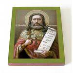 Священномученик Илия Бажанов, икона на доске 8*10 см - Иконы
