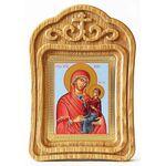 Праведная Анна, икона в резной рамке - Иконы