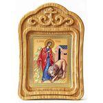 Мученица Татиана Римская, икона в резной деревянной рамке - Иконы