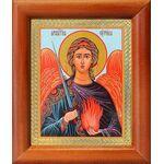 Архангел Уриил, икона в рамке 8*9,5 см - Иконы