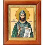 Равноапостольный Кирилл философ, Моравский, икона в рамке 8*9,5 см - Иконы