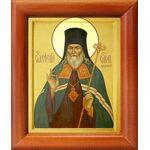 Святитель Софроний Иркутский, икона в рамке 8*9,5 см - Иконы