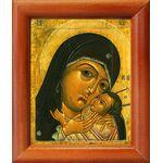 Корсунская икона Божией Матери, рамка 8*9,5 см - Иконы
