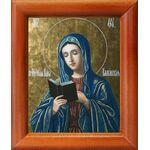 Калужская икона Божией Матери, рамка 8*9,5 см - Иконы