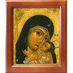Корсунская икона Божией Матери, рамка 12,5*14,5 см - Иконы