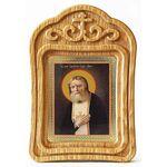 Преподобный Серафим Саровский, икона в резной рамке - Иконы