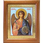 Михаил Архангел, Архистратиг, икона в широкой рамке 19*22,5 см - Иконы