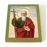Апостол Андрей Первозванный, икона 13*16,5 см - Иконы