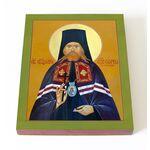 Священномученик Ефрем Селенгинский, Кузнецов, икона на доске 13*16,5см - Иконы
