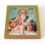 Пророк Наум, икона на доске 14,5*16,5 см - Иконы