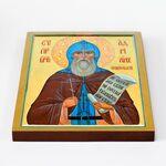 Преподобномученик Адриан Ондрусовский, печать на доске 20*25 см - Иконы